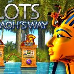 Скриншот Slots - Pharaoh's Way – Изображение 1