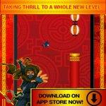 Скриншот Ninja Tap Superhero Game PRO - Great City Adventure Flyer Game – Изображение 3