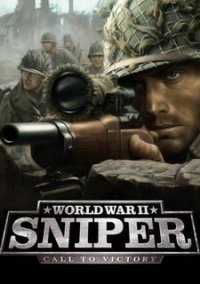 Обложка World War II Sniper: Call to Victory