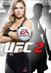Обложка EA Sports UFC 2