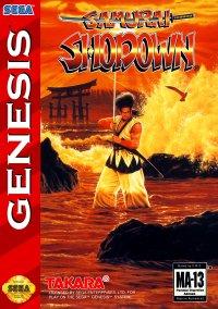 Обложка Samurai Shodown