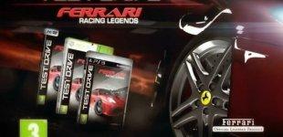 Test Drive: Ferrari Racing Legends. Видео #1