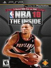 Обложка NBA 10: The Inside