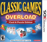 Classic Games Overload: Card and Puzzle Edition – фото обложки игры