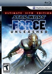 Обложка Star Wars: The Force Unleashed -- Ultimate Sith Edition