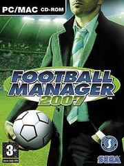 Обложка Football Manager 2007