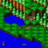 Скриншот Snake Rattle 'n' Roll