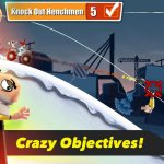 Скриншот Snowfall: Secret Agent Run – Изображение 2