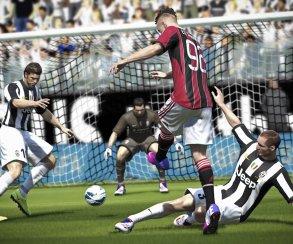 FIFA 14 лидирует в британском чарте, GTA V на втором месте