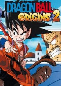 Обложка Dragon Ball: Origins 2