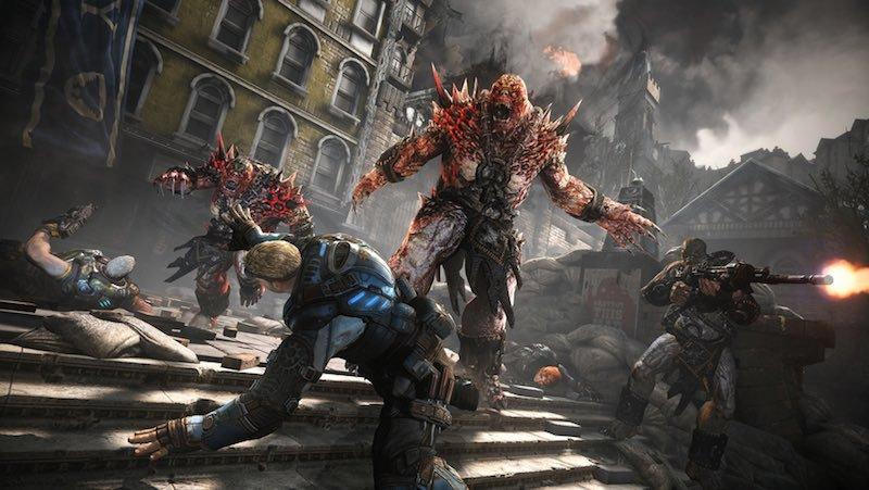 Пресса в восторге от мультиплеера и кооператива Gears of War 4 - Изображение 2
