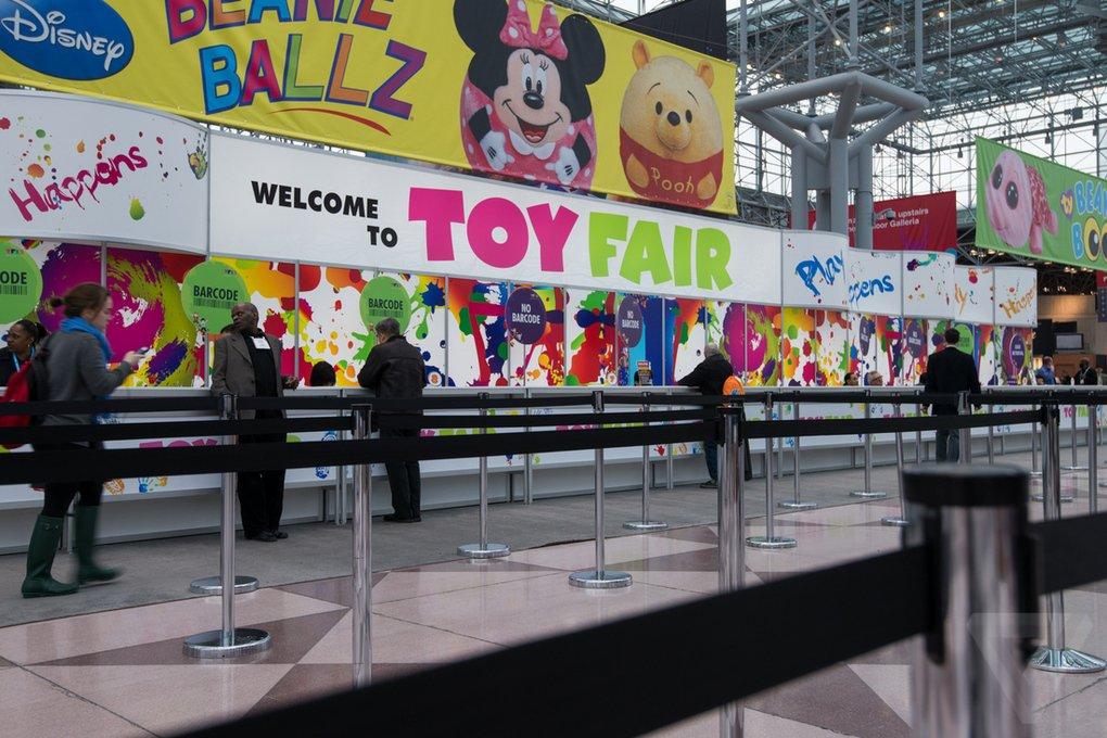 Toy Fair Show 2013: Картинки с выставки - Изображение 3