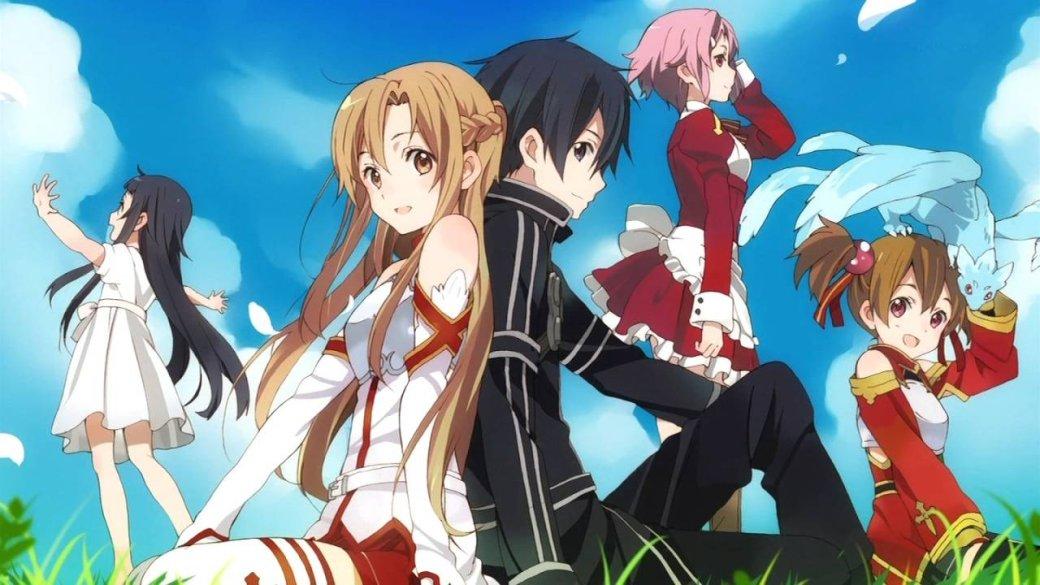 По аниме Sword Art Online сделают американский сериал. - Изображение 1