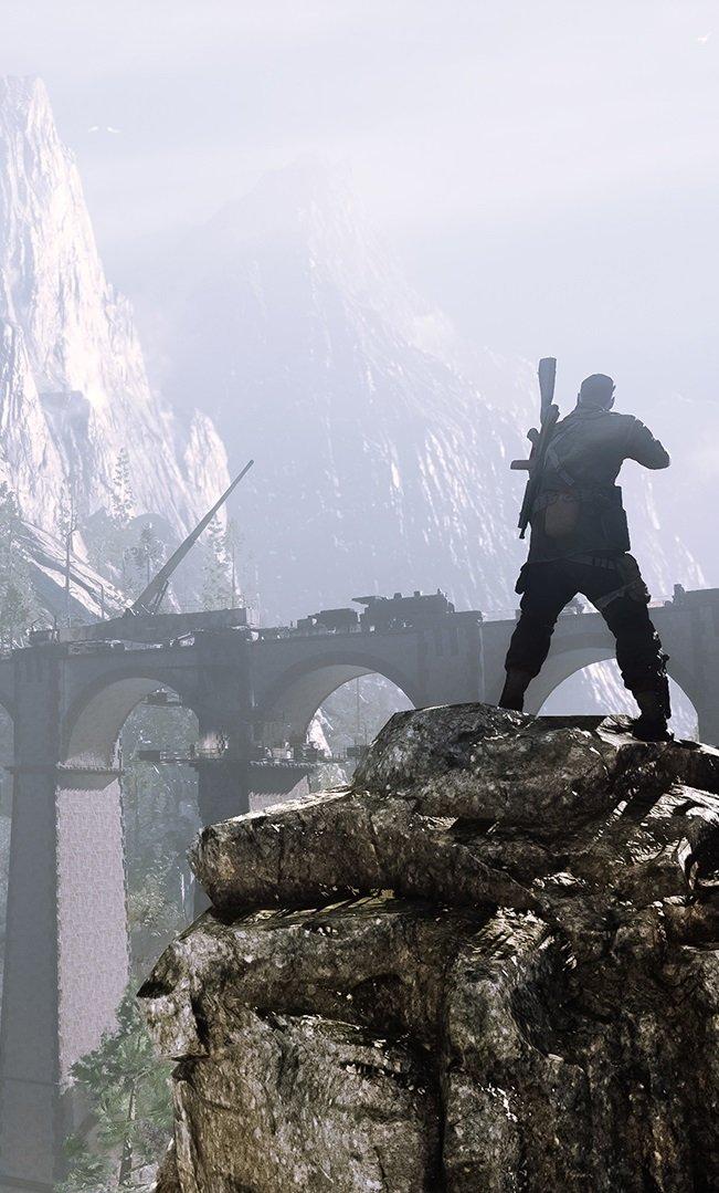 Превью Sniper Elite4. Возможно, лучший стелс 2017 года. - Изображение 8