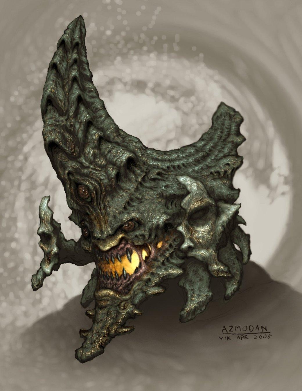 Эксклюзивный арт Diablo III - Изображение 6