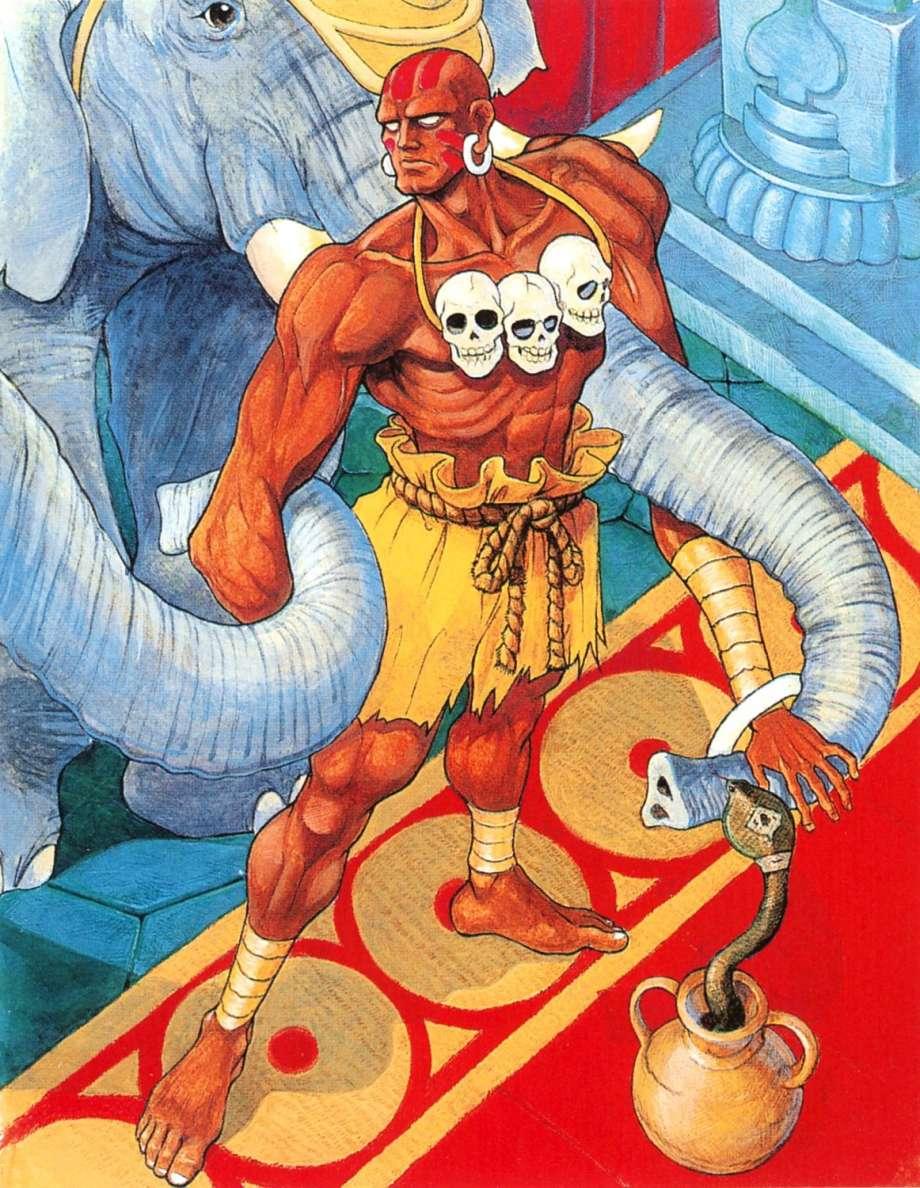 Дхалсим и новые персонажи найдены в файлах  Street Fighter 5 - Изображение 1