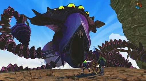 Рецензия на Ratchet and Clank: All 4 One - Изображение 2