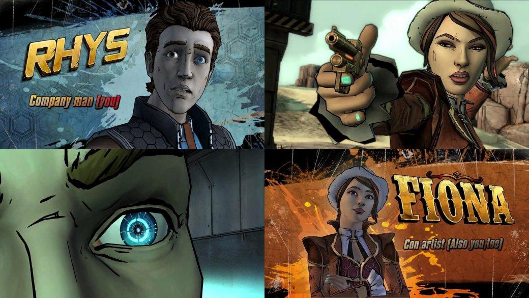 30 лучших игр 2015 года: Tales from the Borderlands - Изображение 1