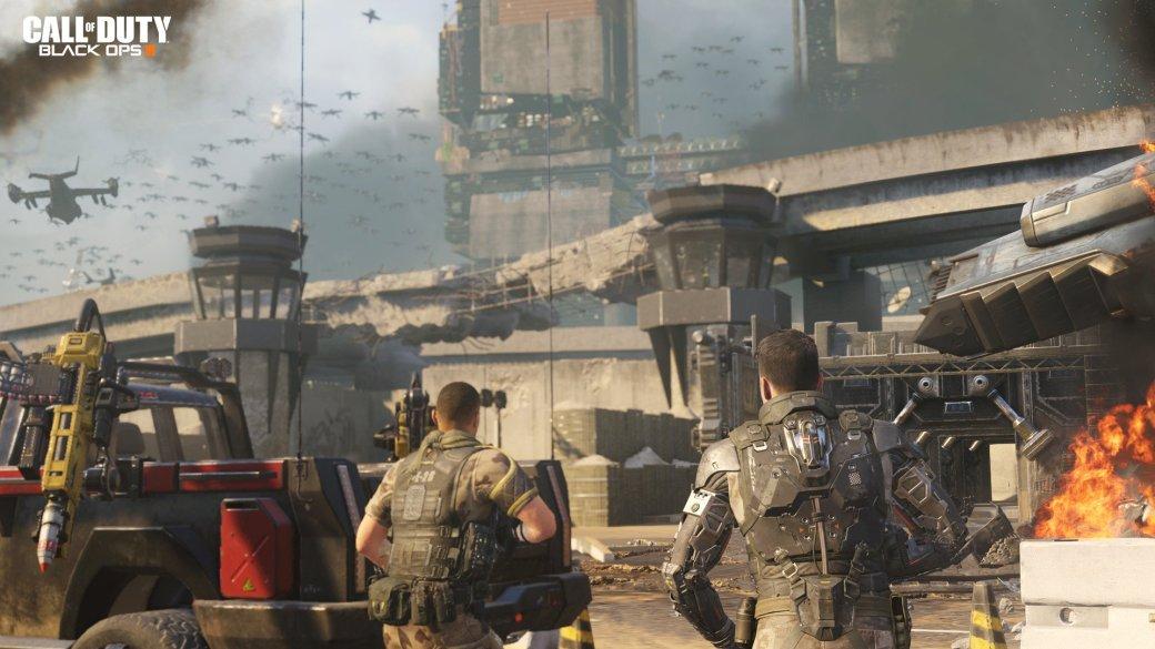 В Black Ops 3 на выходных можно сыграть совершенно бесплатно - Изображение 1