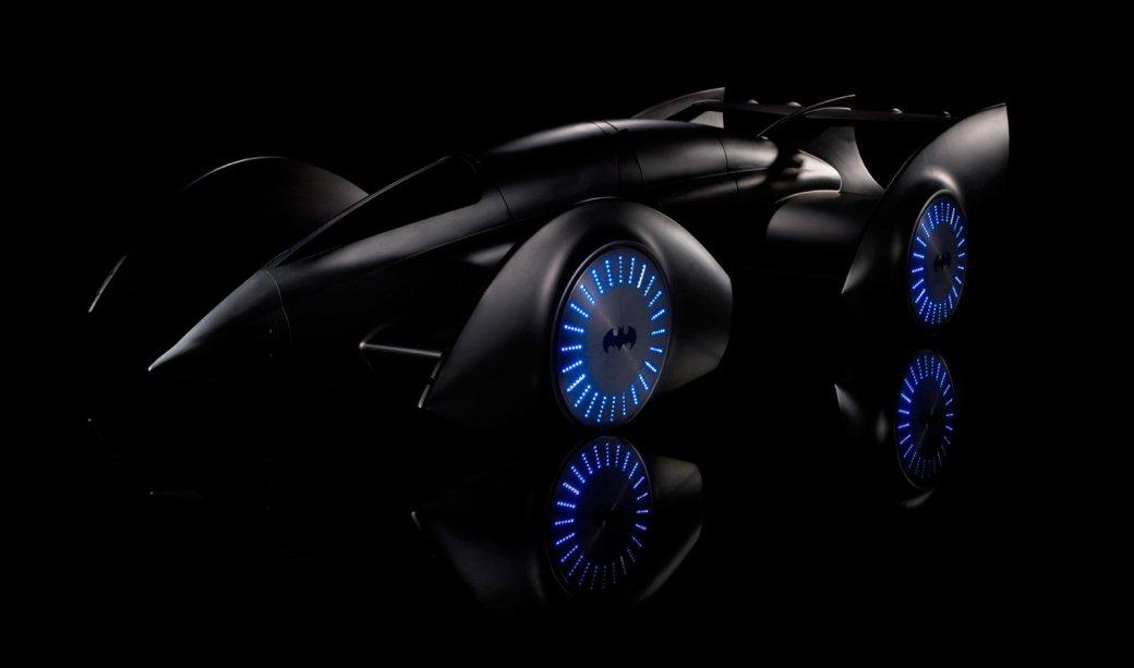 Черное крыло: как менялся автомобиль Бэтмена - Изображение 4