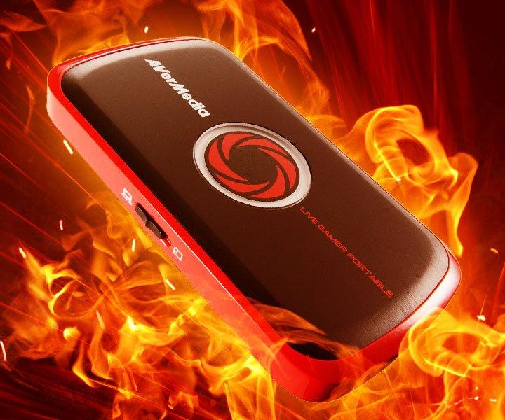 На живца: Тестирование  AVerMedia Live Gamer Portable. - Изображение 1