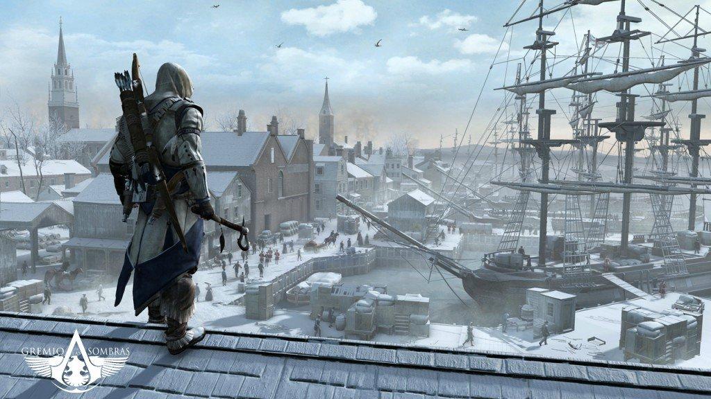 Скриншоты Assassin's Creed III: американский убийца. - Изображение 3