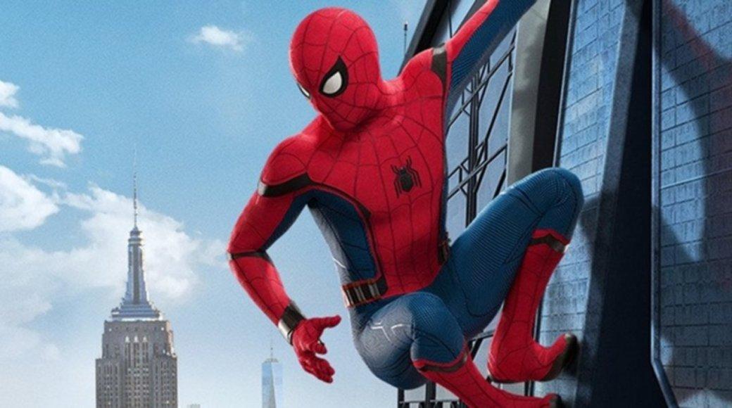 Фигурка из серии Человек - паук , 15 см от