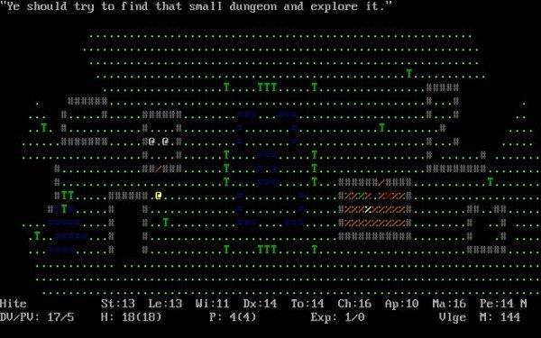 ADoM: ролевая игра мечты - Изображение 2