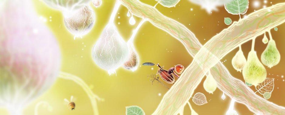 Botanicula вырастет на iPad в мае - Изображение 1