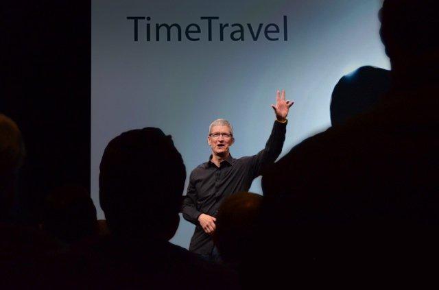 """Сегодня состоялась презентация компании """"TimeTravel"""". - Изображение 1"""
