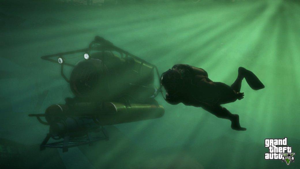 Опубликованы новые кадры из GTA V - Изображение 1
