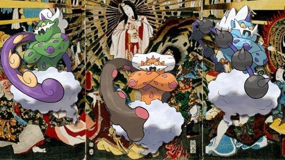 Мифологические покемоны - Изображение 12