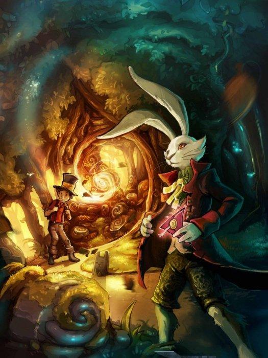 Разговор о The Night of the Rabbit - Изображение 1