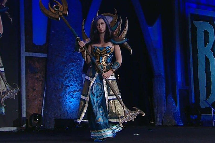 BlizzCon 2014. Конкурс костюмов - Изображение 34