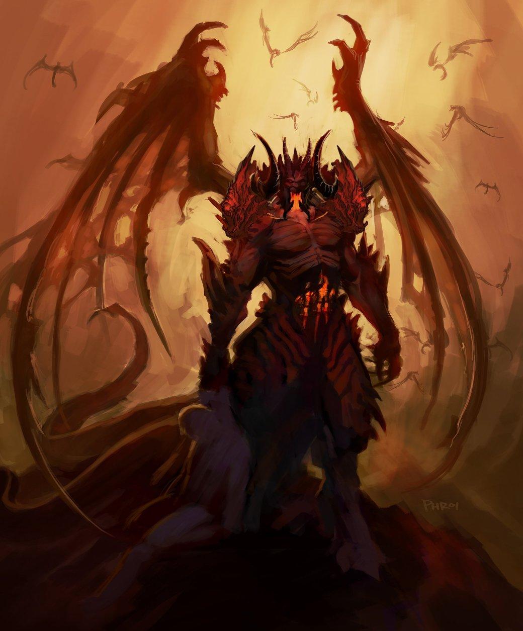 Эксклюзивный арт Diablo III - Изображение 14