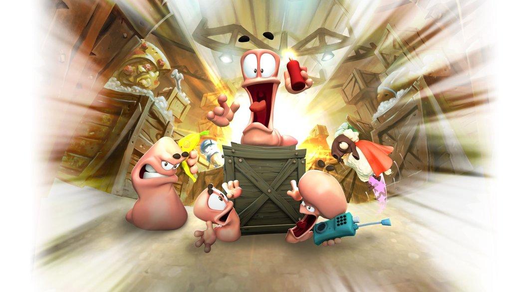 Worms Battlegrounds и SSX отдадут абонентам Xbox Live Gold в декабре - Изображение 1