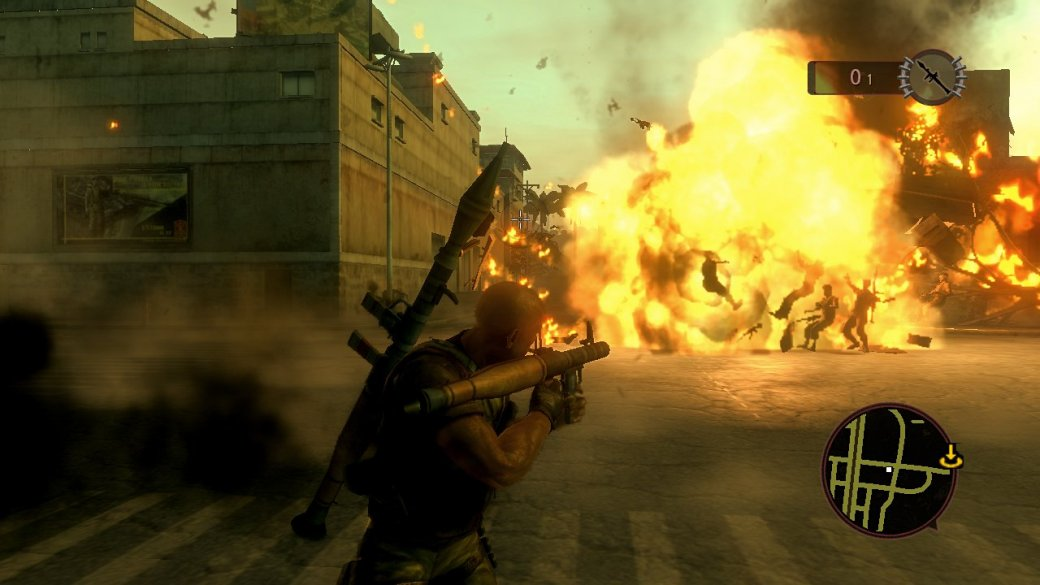 Эволюция взрывов в видеоиграх - Изображение 10