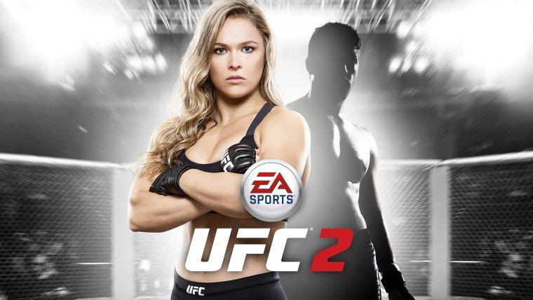 Ронда Раузи проиграла Холли Хольм из-за проклятья EA Sports UFC? - Изображение 7