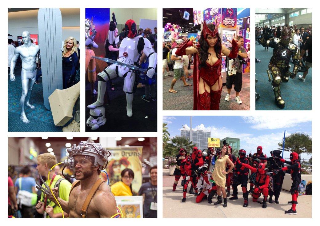 Косплей Comic-Con - Изображение 24