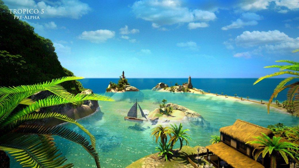 Tropico 5 объявится на PC в мае - Изображение 1