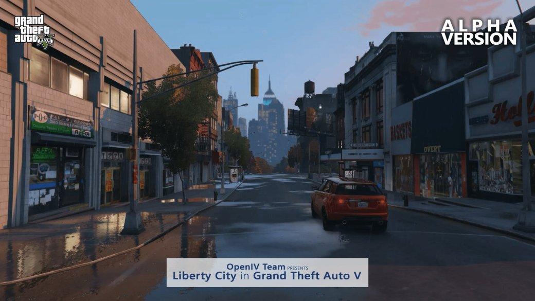 12 классных скриншотов Либерти-Сити в GTA 5 - Изображение 3