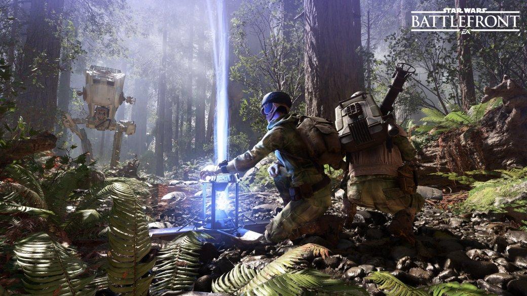 Первые подробности Star Wars Battlefront - Изображение 2