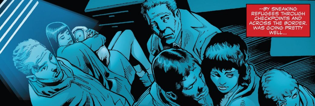 Secret Empire: противостоянию Стива Роджерса иТони Старка нет конца - Изображение 13