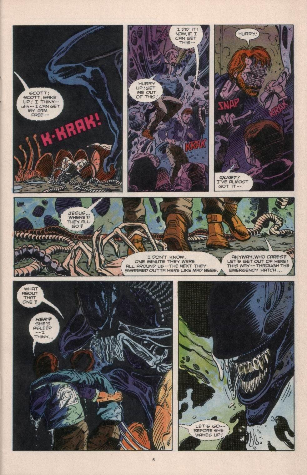 Бэтмен против Чужого?! Безумные комикс-кроссоверы сксеноморфами. - Изображение 6