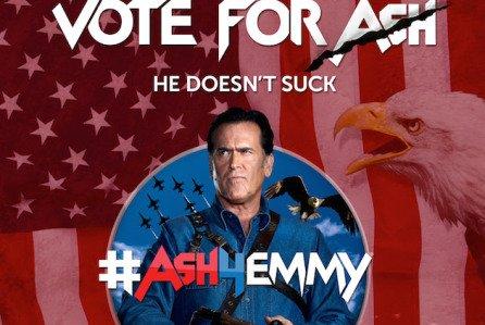 Брюс Кэмпбелл выдвинул себя на «Эмми» за роль Эша - Изображение 2