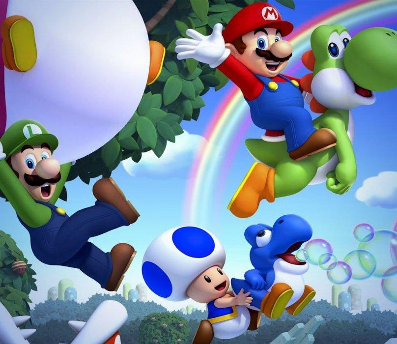 Рецензия на New Super Mario Bros. 2 - Изображение 1
