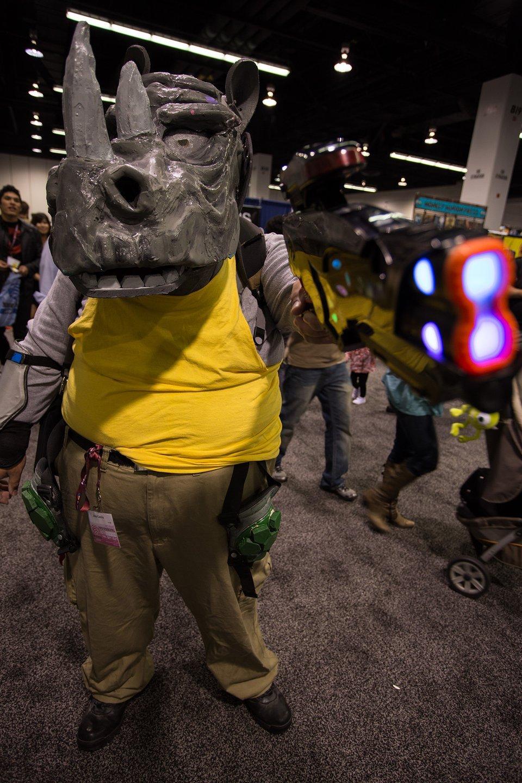 Десятка самых нелепых костюмов с Comic-Con 2013. - Изображение 4