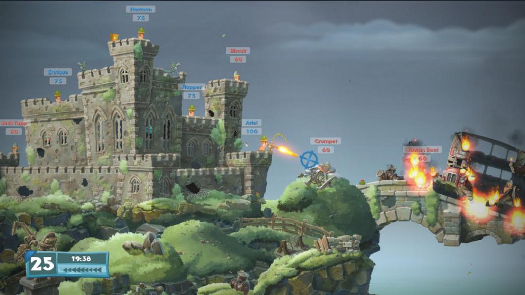 К совершеннолетию Worms разработчики выпустят идеальное продолжение - Изображение 1