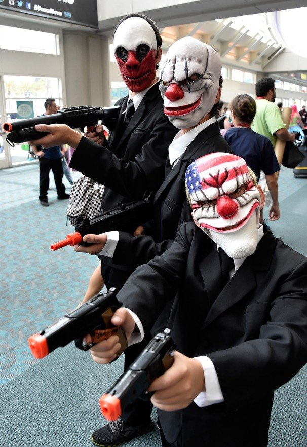 Косплей Comic-Con - Изображение 8