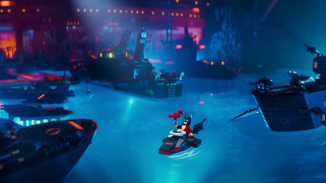 Рецензия на «Лего Фильм: Бэтмен». - Изображение 10